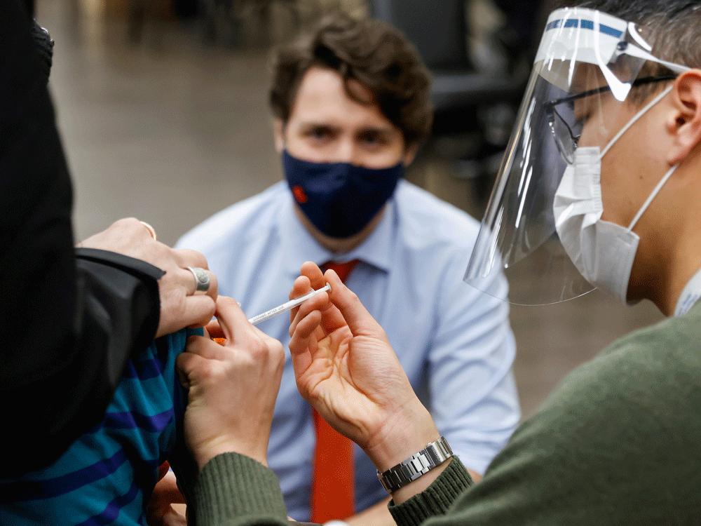 FERNANDO: Trudeau's Mandates An Affront To The Charter