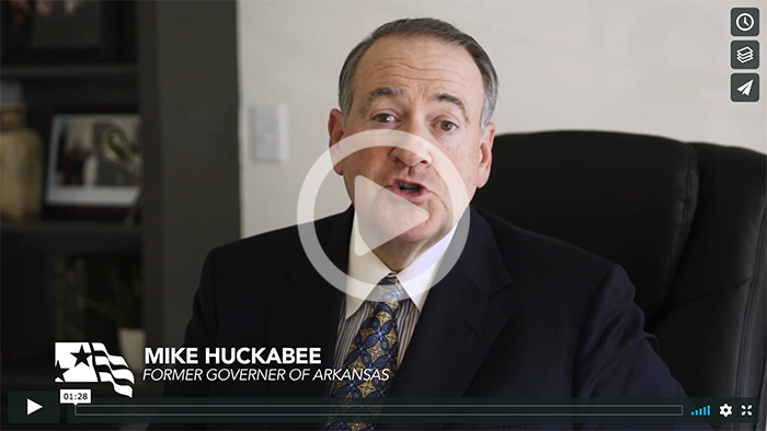 Huckabee-video
