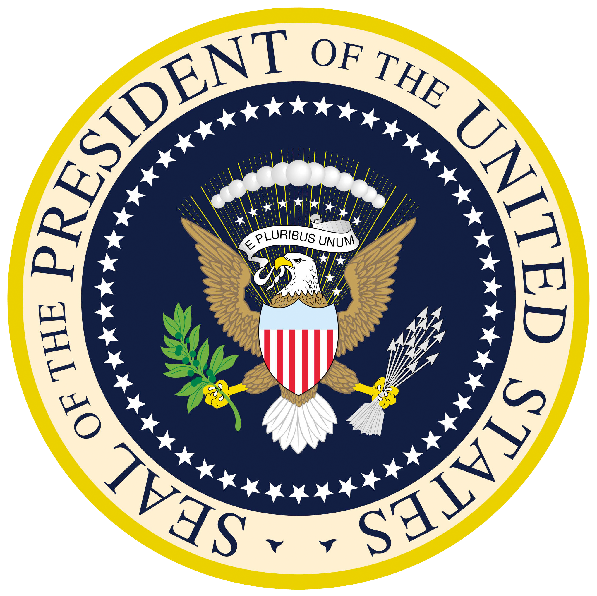 SEAL OF THE PRESIDENT OF THE UNITED SATES_NATIONAL DAY OF PRAYER TASK FORCE