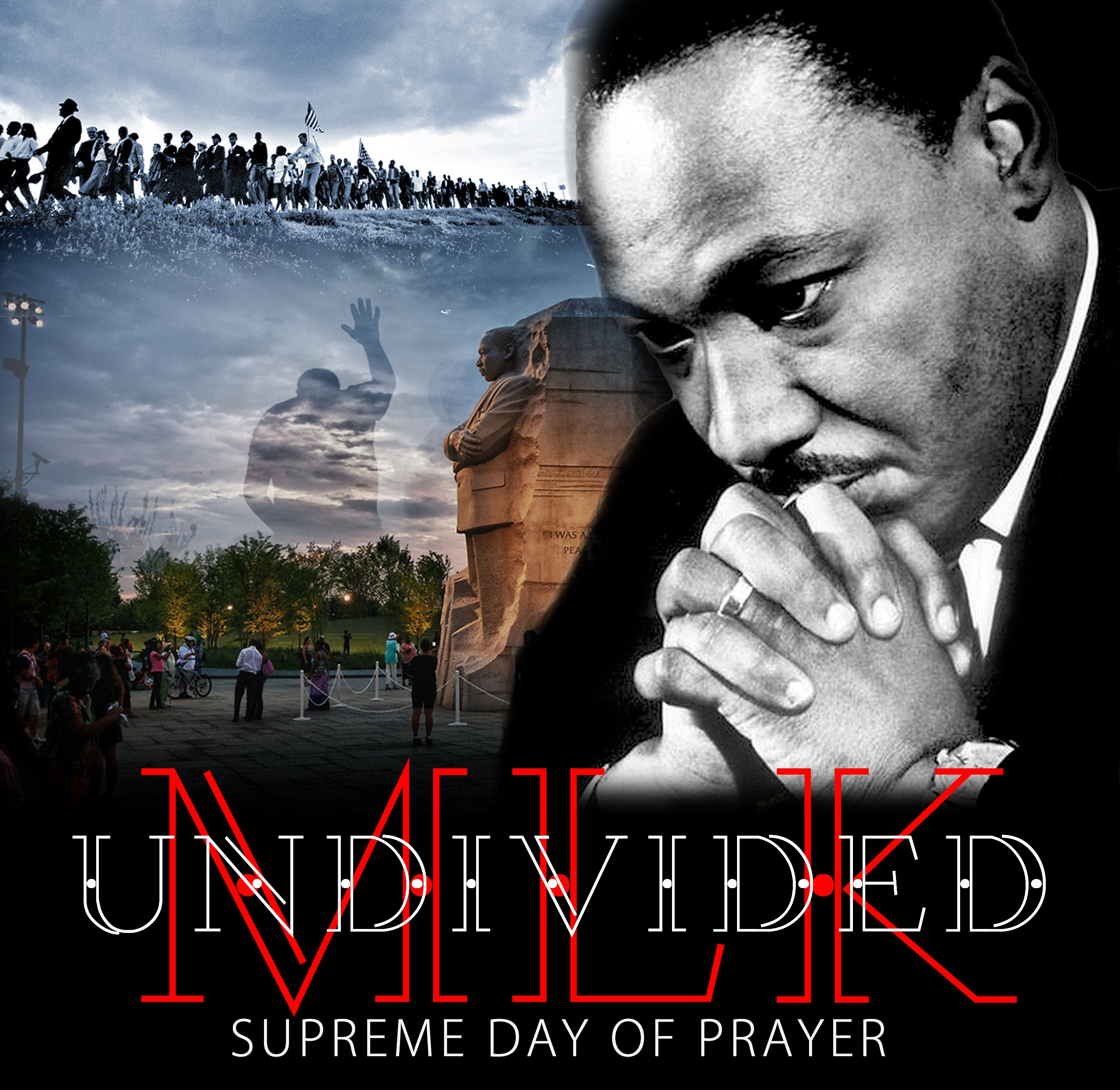 SDP_MLK_Memorial_2014_MLK_UNDIVIDED_Visual