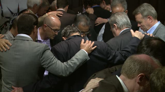 Men's Prayer Time - National Day of Prayer Task Force