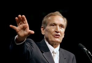 Dr. Adrian Rogers, 1992 Honorary Chairman