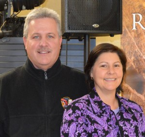 Rick and Cheryl Russell
