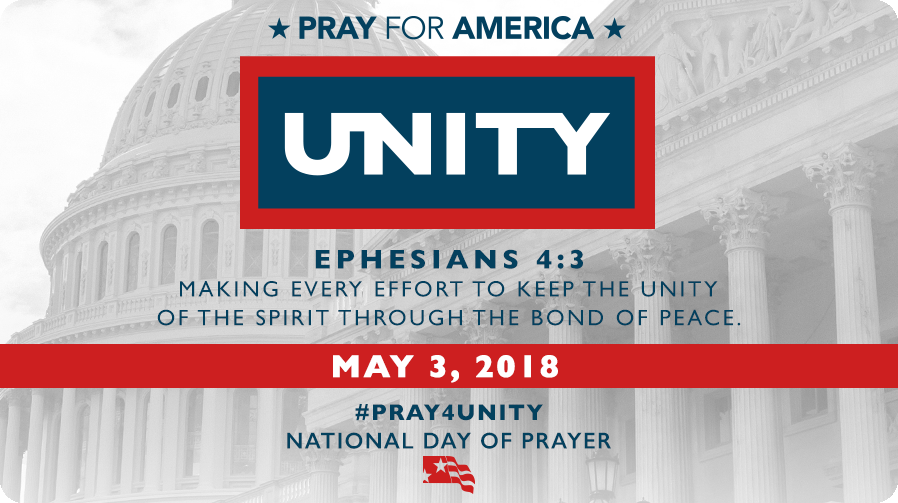 national day of prayer theme for 2018