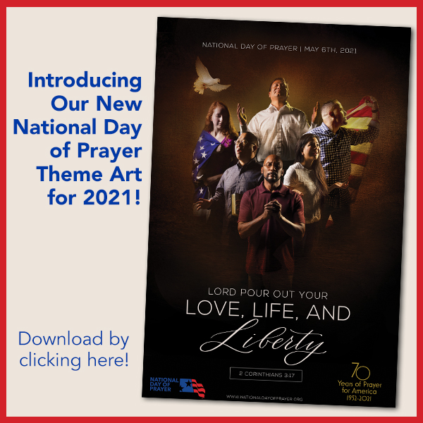 2021 Theme: Lord Pour Out Your Love, Life, and Liberty