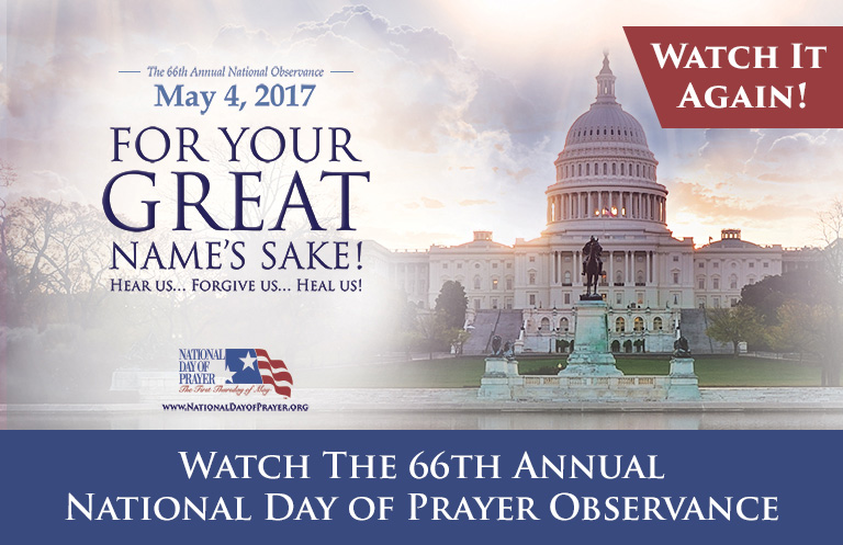 Watch the 2017 WDC Observance | View The Recording