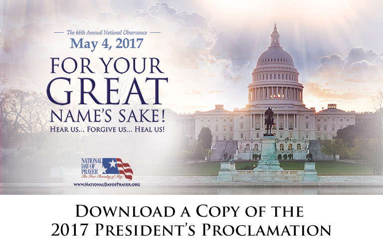 Download The 2017 | President Proclamation