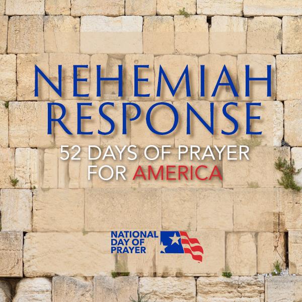 Join the Nehemiah Response Today!