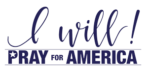 I Will Pray for America
