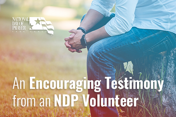 An Encouraging Testimony from an NDP Volunteer
