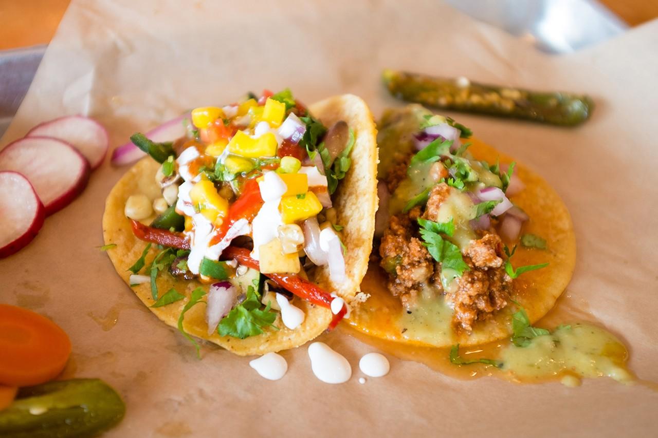Cinco TacoBar tacos