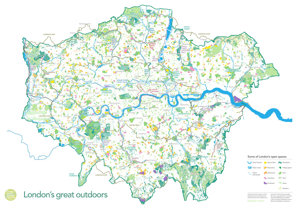 Londons Great Outdoors
