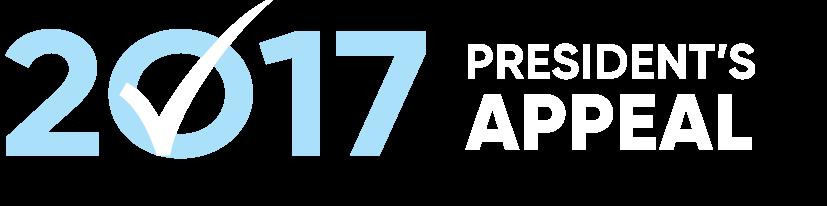 President's Appeal logo