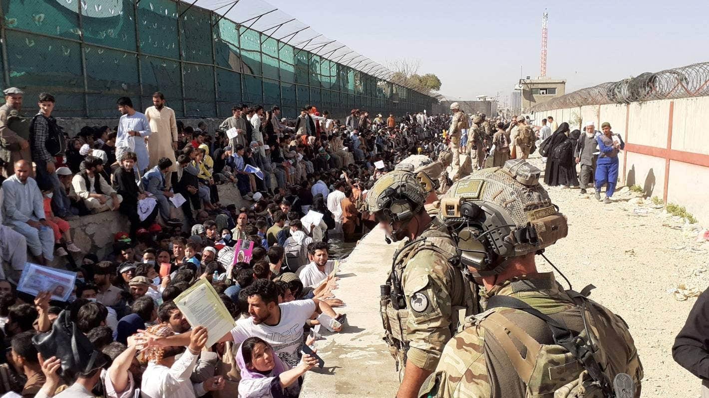 Evacuation of Afghanistan