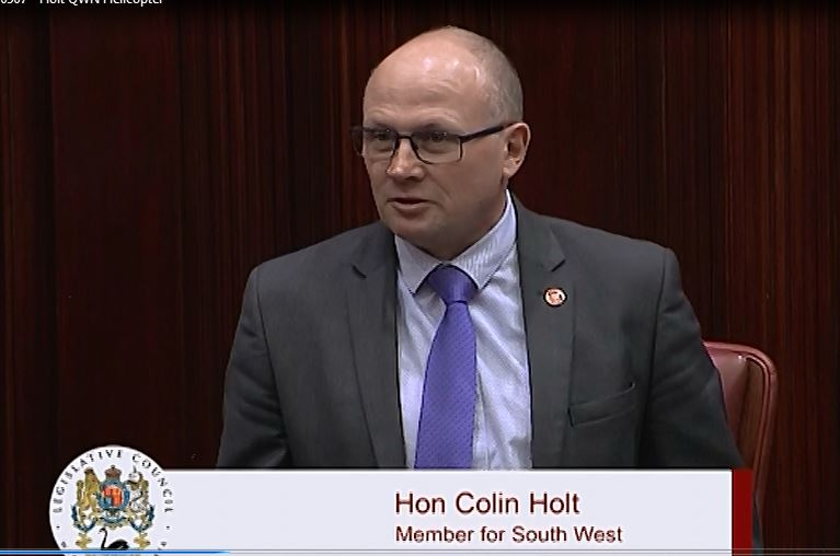 Holt_asks_about_Chopper_funding_in_Parliament.JPG