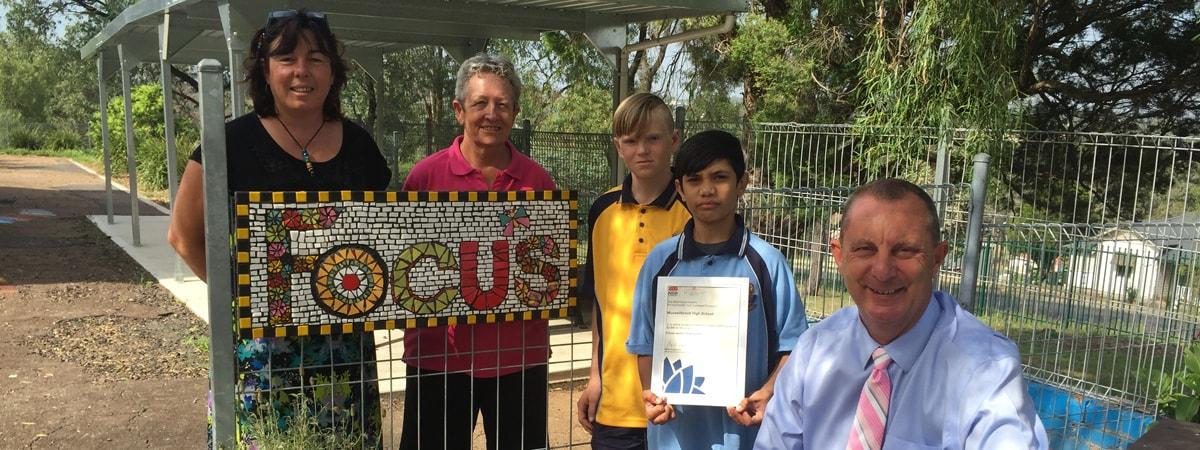 Upper Hunter schools receives $3,500 Eco Schools Grants