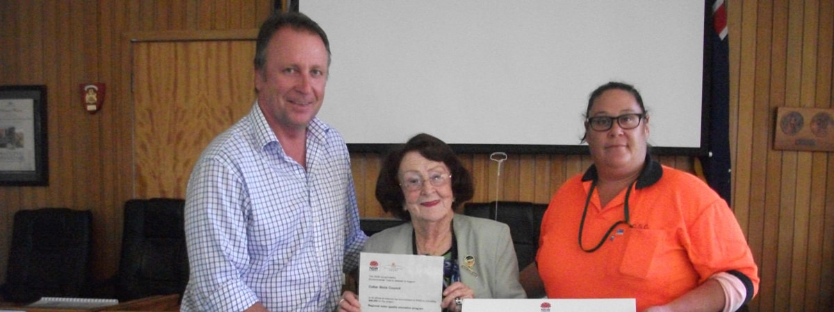 Cobar Shire Council Receives $48,000 Environmental Education Grant