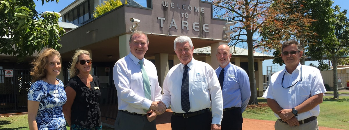 Taree airport set for take off