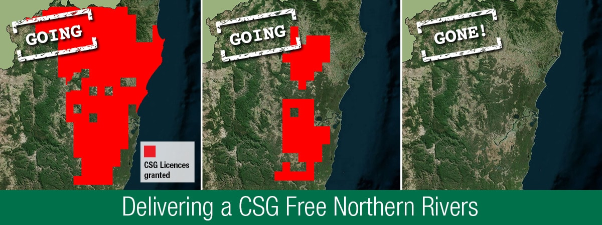 Northern Rivers CSG free