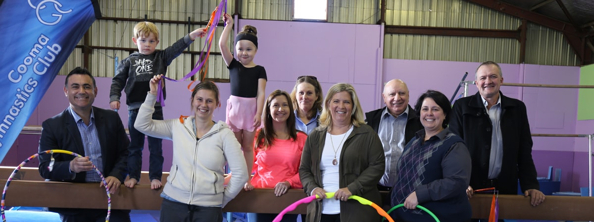 Funding boost for Cooma sports groups