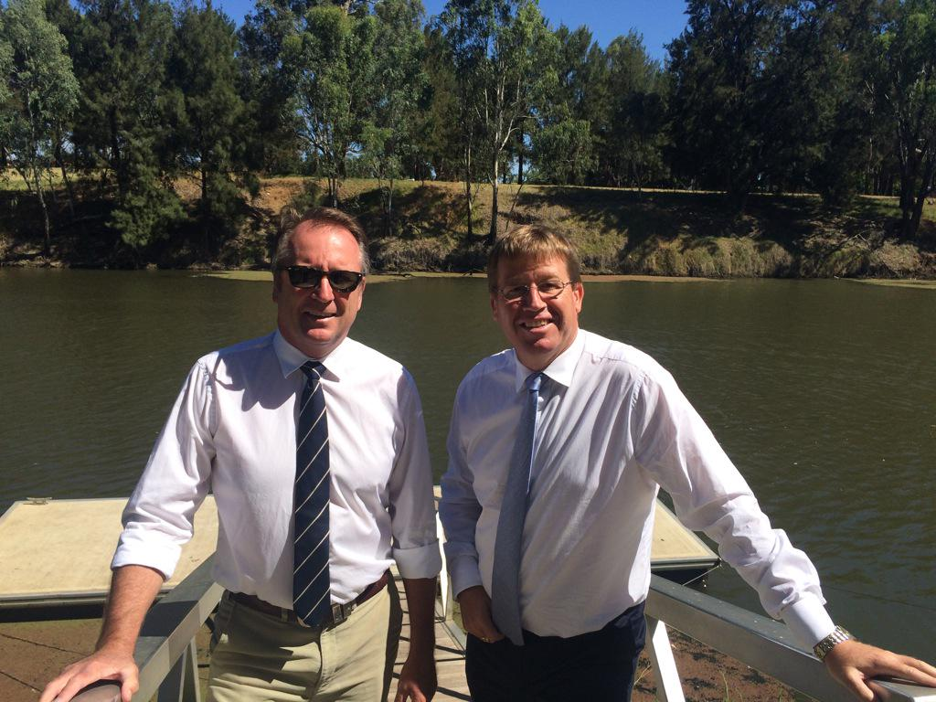 $1.25 billion to secure regional NSW water supply