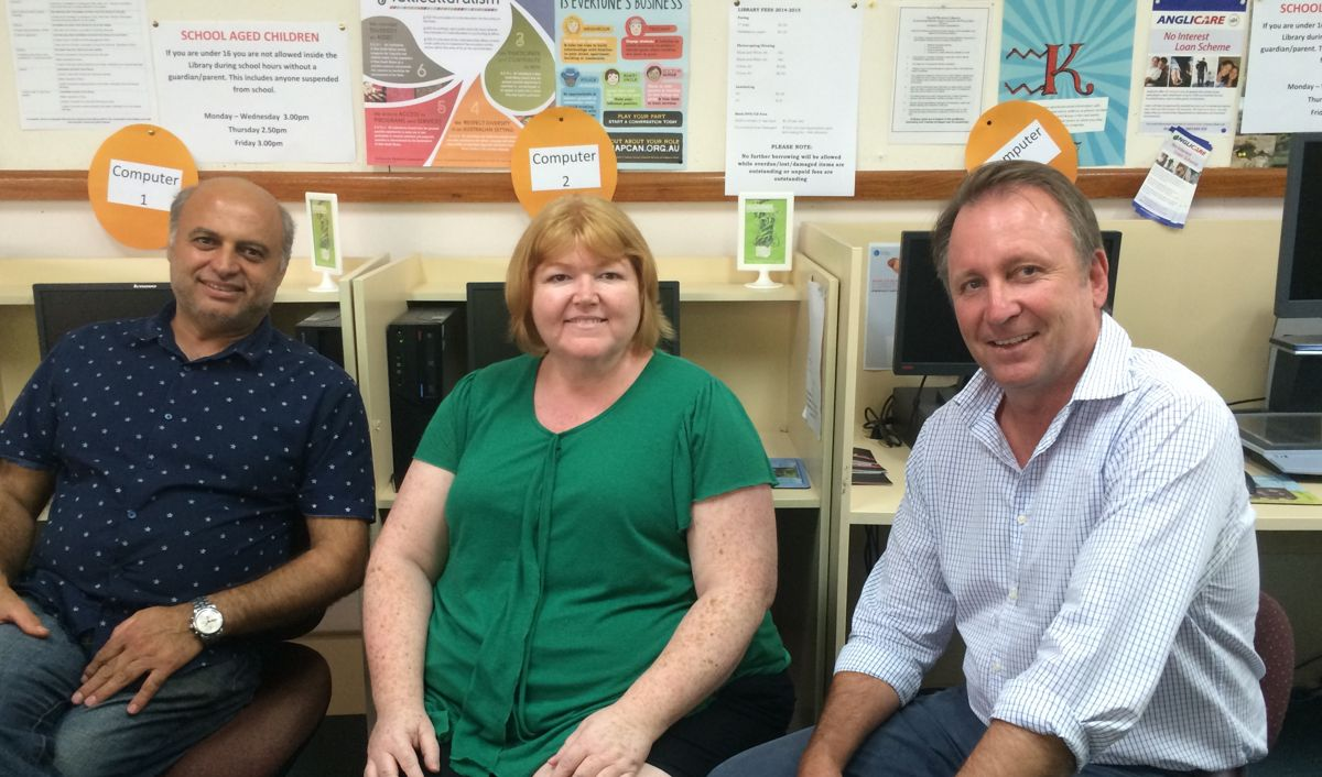 New Chapter for Coonamble Library