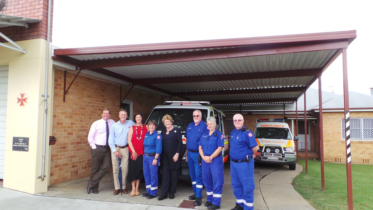 $3.5 million boost for Wauchope Ambulance Station upgrade