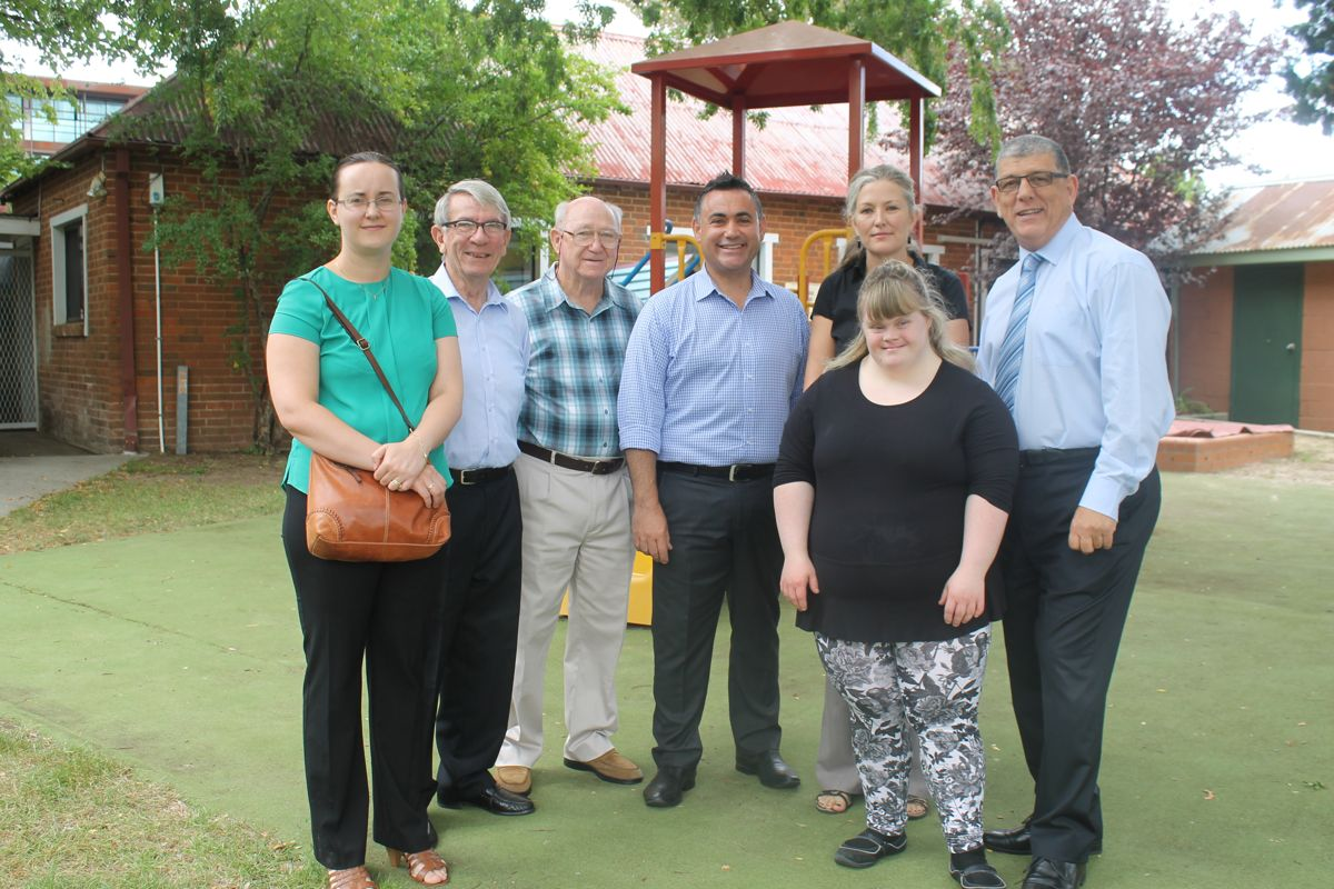 Queanbeyan special needs care group playground upgrade