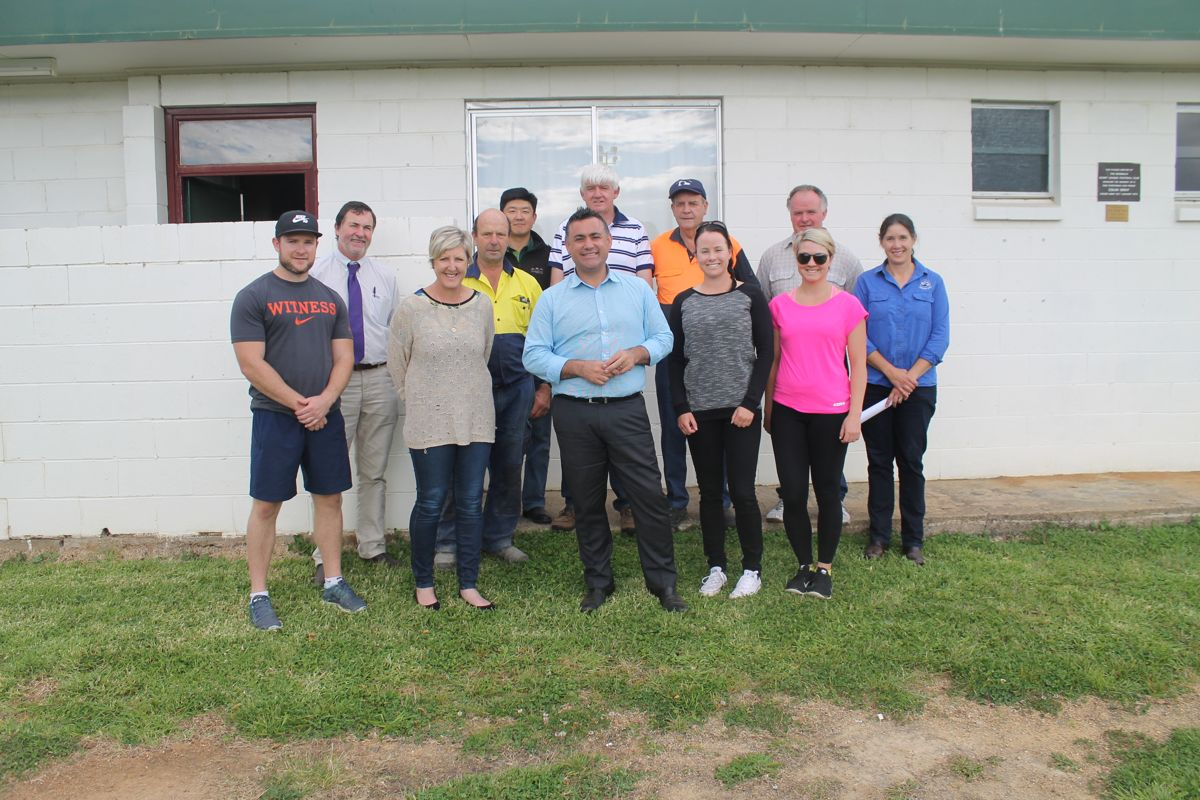 Room for change in Bombala Footy upgrade