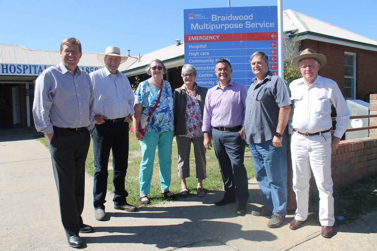 $5 million+ boost for Braidwood MPS