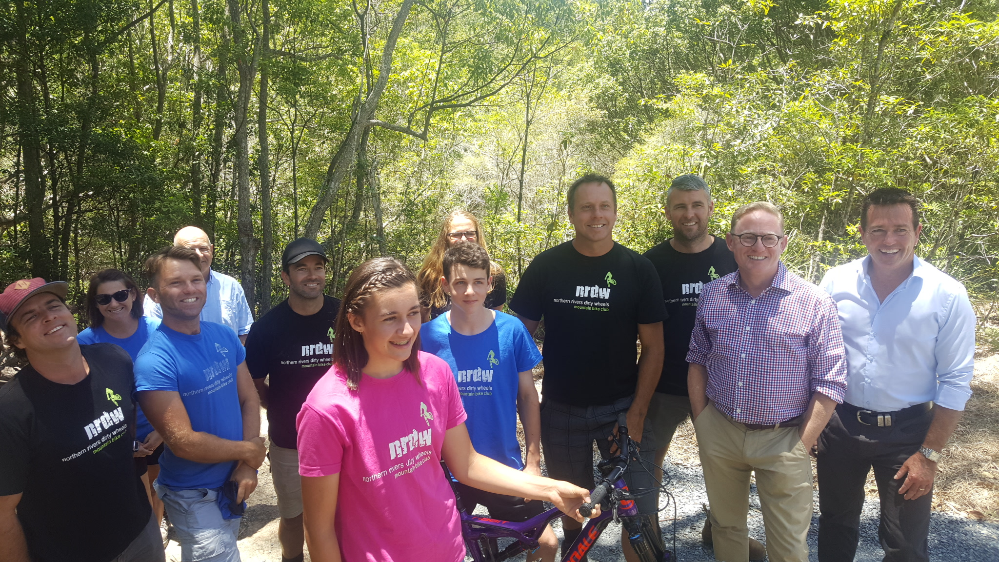NSW Government Funds New Mountain Bike Park