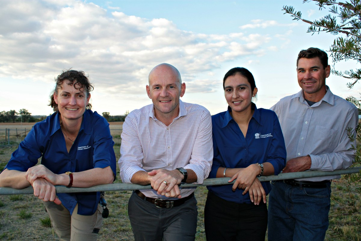 New R&D staff power southern NSW agriculture