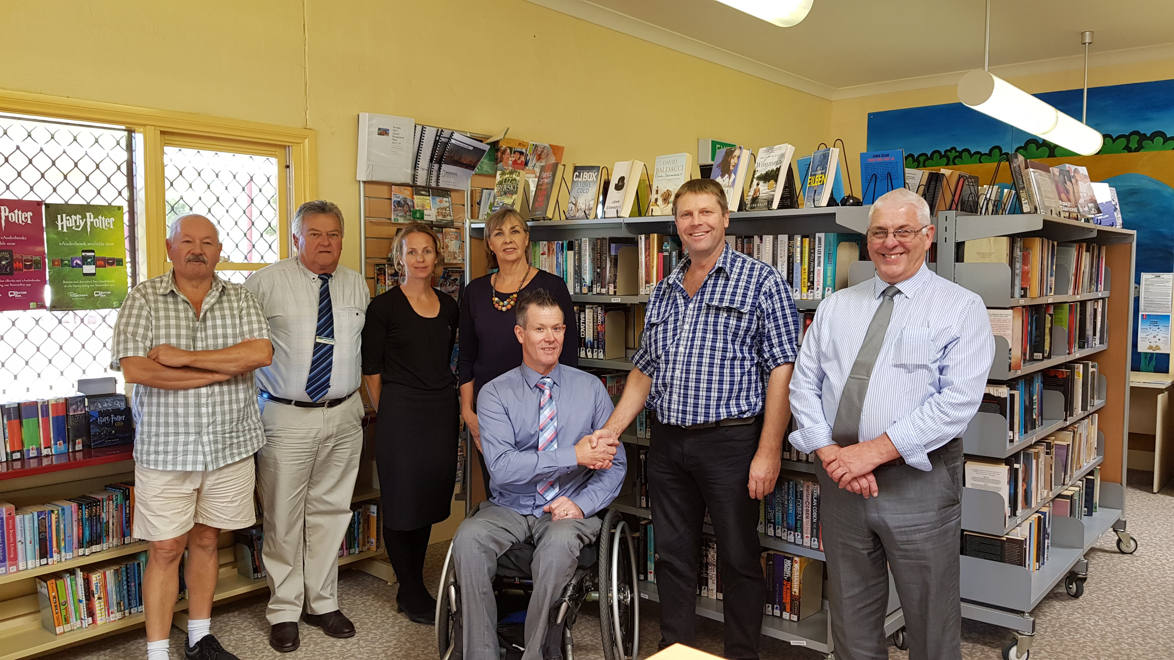 $200,000 grant for Tocumwal Library