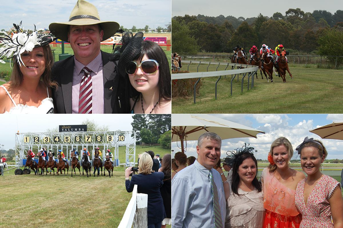Government backs a winner in regional racing