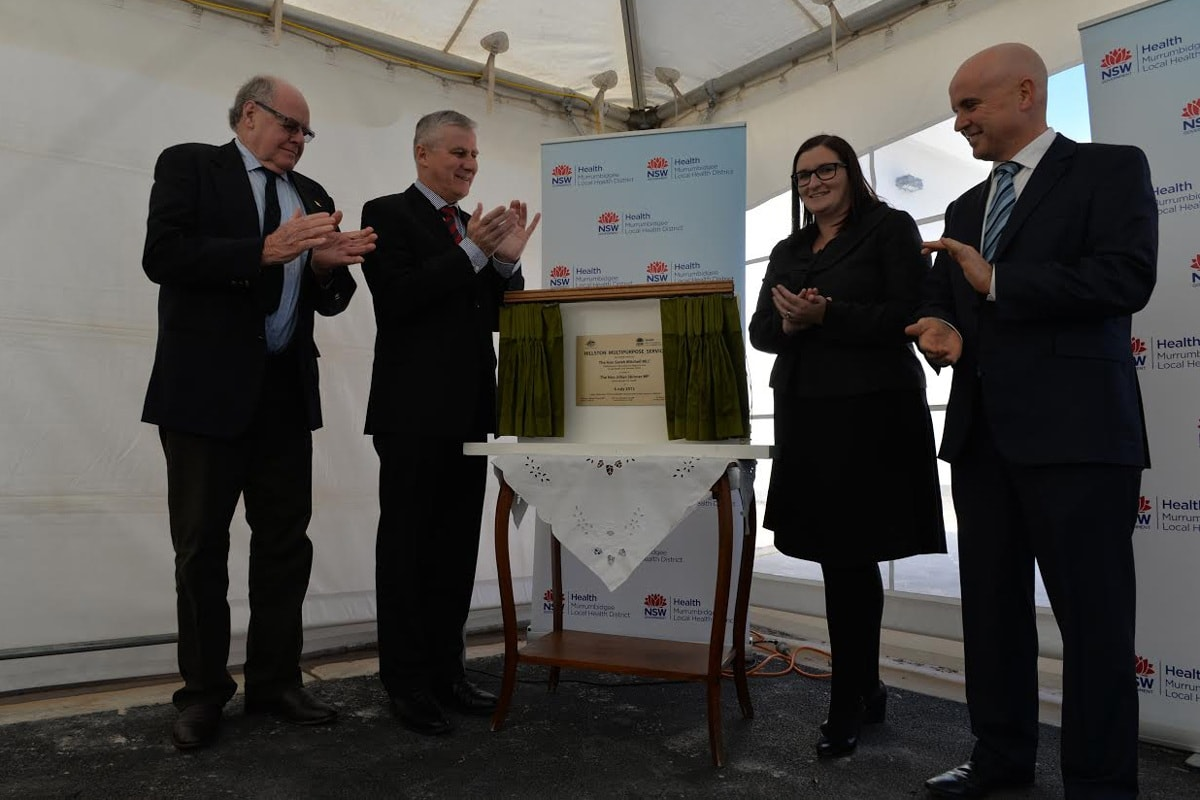 Celebrations as Hillston MPS officially opens