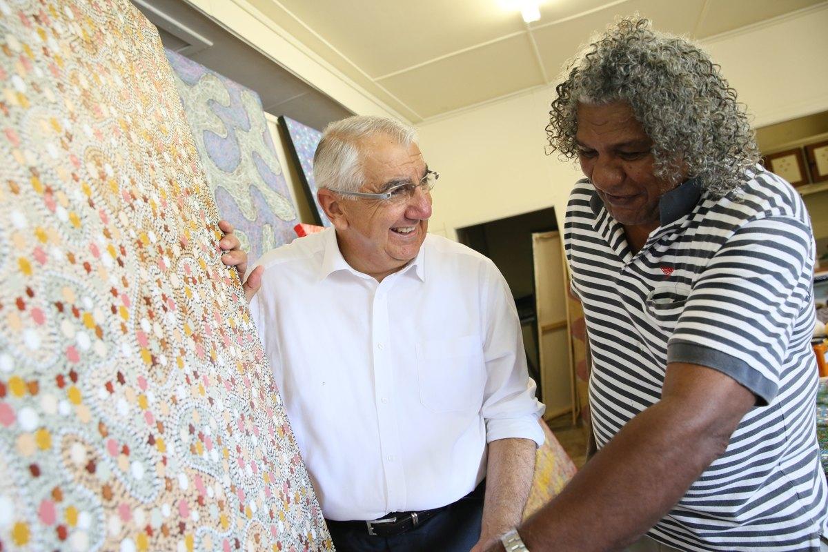 Applications open for $30,000 NSW Government Aborginal Arts Fellowship