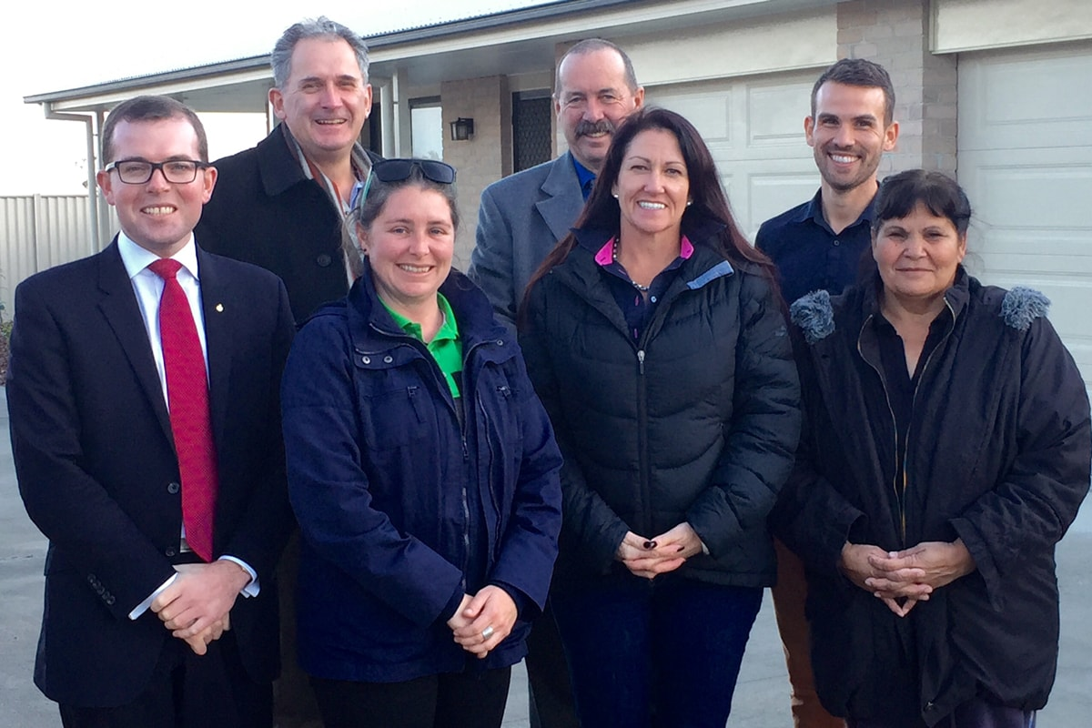$1.3 million teachers accommodation opened in Moree