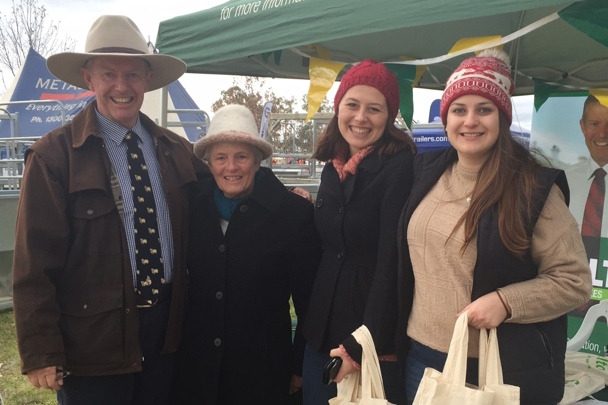 Cracker of a time at Mudgee Field Days