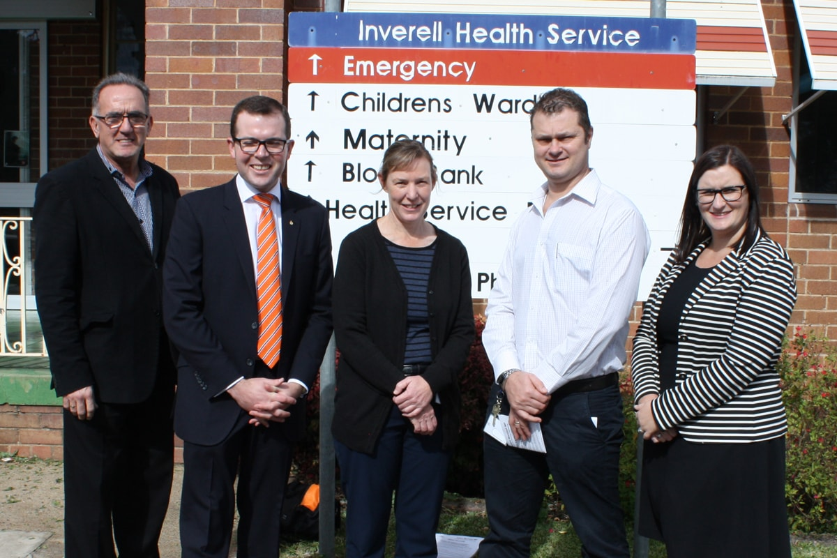 Making progress on Inverell Hospital redevelopment