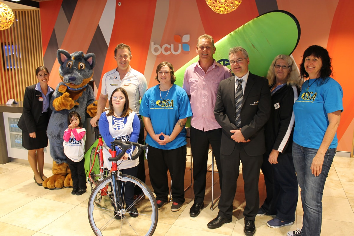 It's On Again! Luke Launches Annual Charity Ride