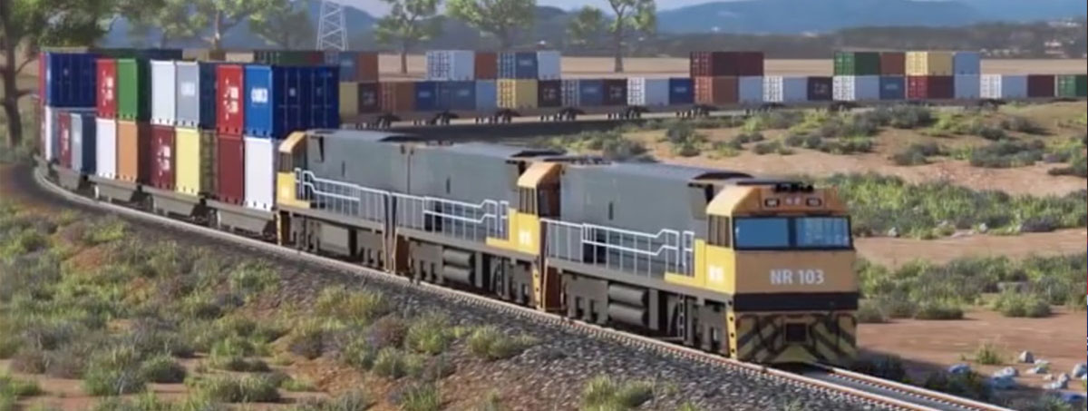 Inland rail full steam ahead