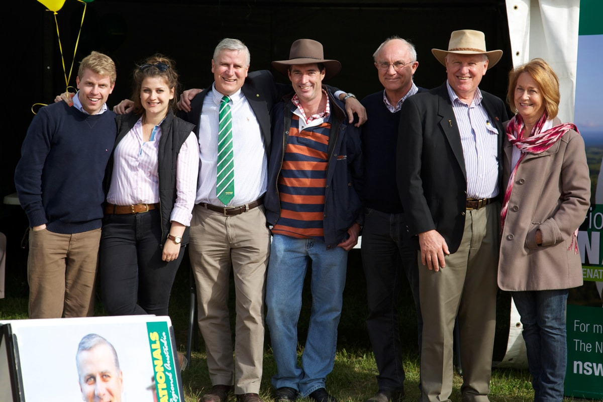 Agribusiness alive and well at Henty Field Days