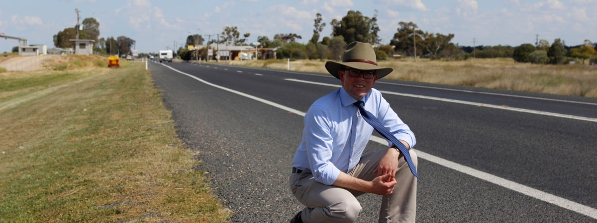 $2.6M upgrade of Newell Highway near Gurley announced