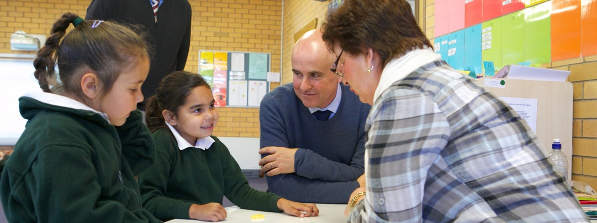 Gonski funding tailored for local students
