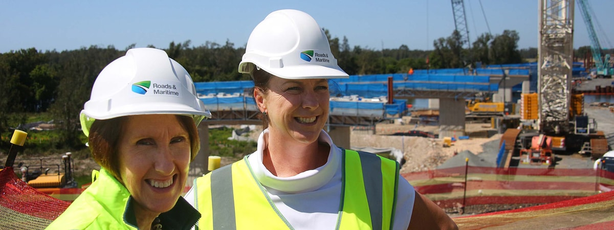 Work progresses on Port Macquarie to Coffs Harbour Pacific Highway upgrades