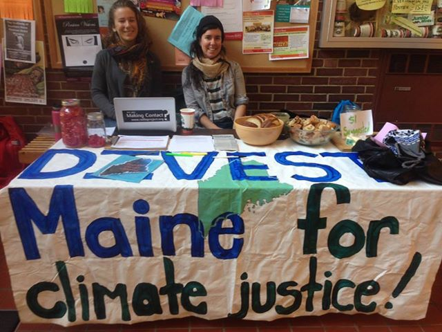 University of Maine Announces Divestment from Fossil Fuel