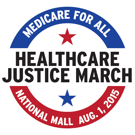 Healthcare Justice March Responds to King v. Burwell Ruling