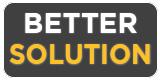 Better Solution button