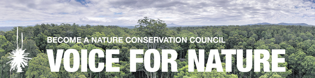 Become a Voice for Nature logo