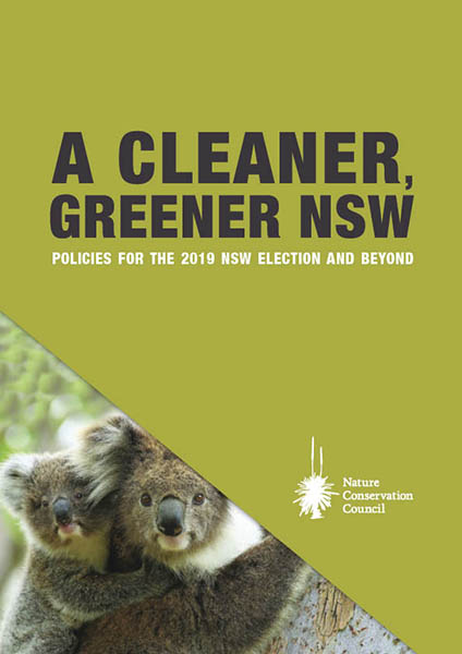 Cleaner Greener NSW 2019